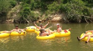 5 Lazy Rivers In Louisiana That Are Perfect For Tubing On A Summer's Day