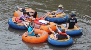 10 Lazy Rivers In Iowa That Are Perfect For Tubing On A Summer's Day