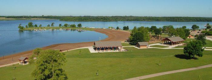 City Beach Park Clear Lake Ia