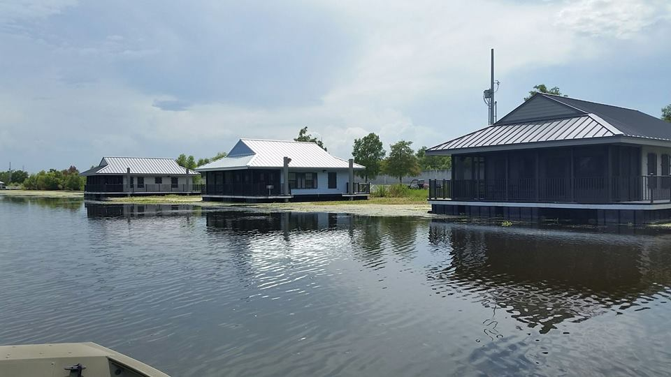 These Floating Cabins In Louisiana Are The Ultimate Place