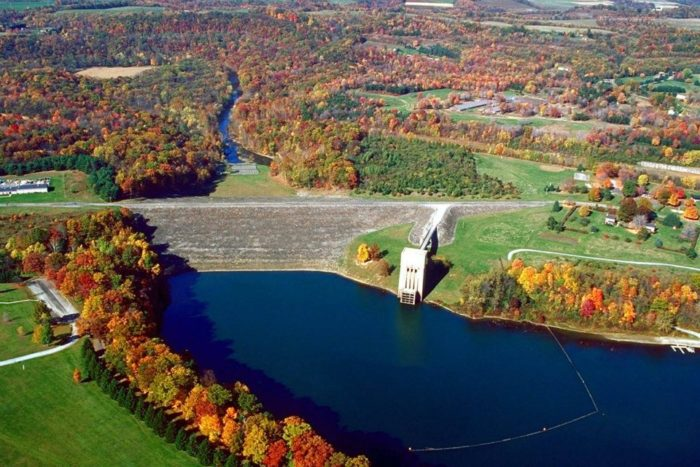 Crooked Creek Lake Is Best Lake Near Pittsburgh For A