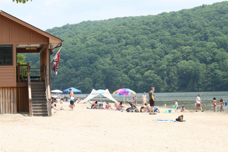 Can You Escape Tampa >> Laurel Hill State Park Beach Is Most Unique Beach Near Pittsburgh
