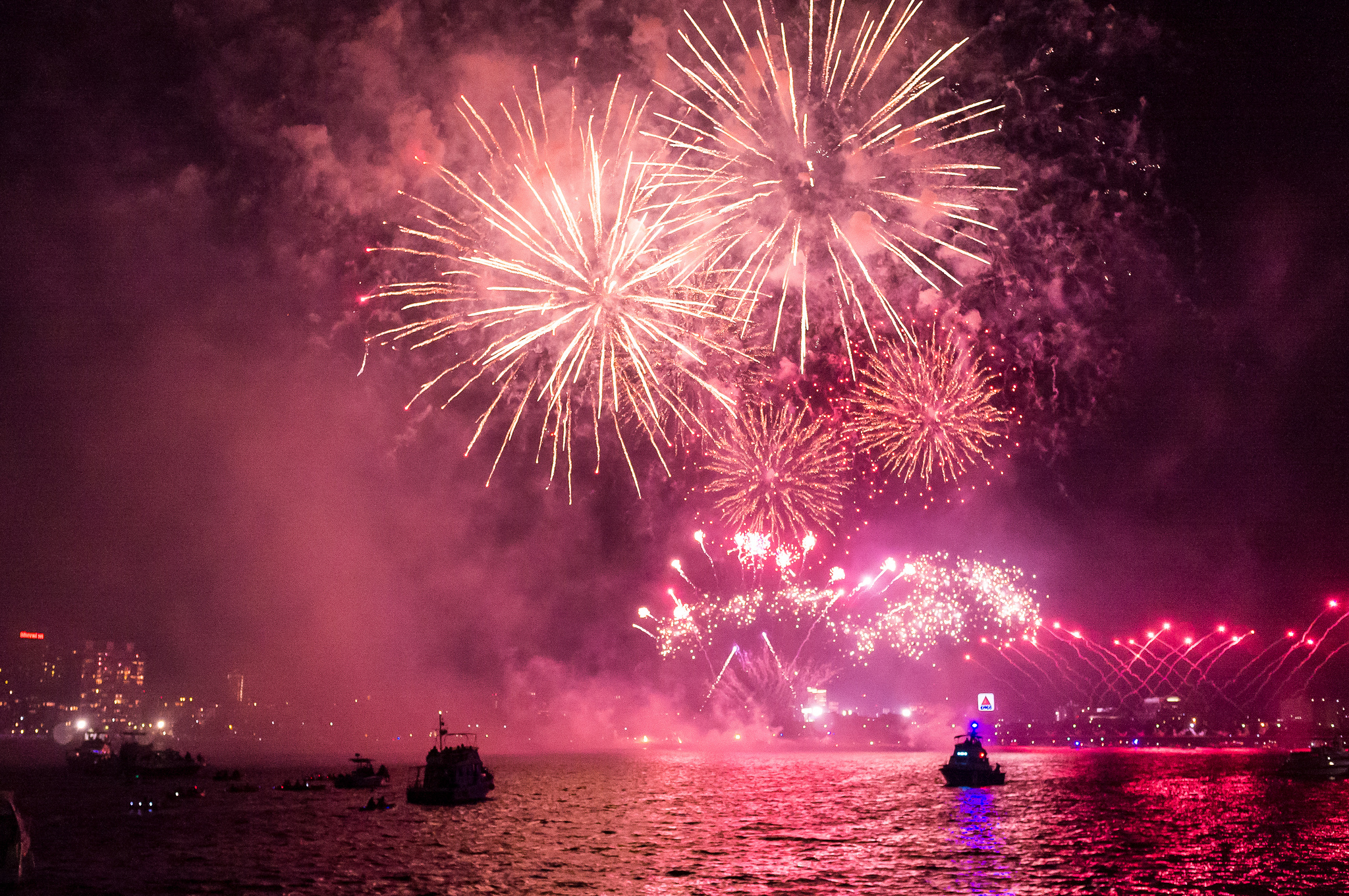 The Best 4th Of July Fireworks Shows In Massachusetts In