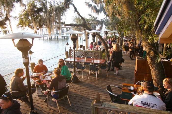 Try these 10 florida restaurants for a magical outdoor dining experience - The water street magical town in holland ...