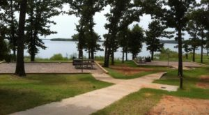 This Amazing Oklahoma Campground Is The Perfect Place To Pitch Your Tent