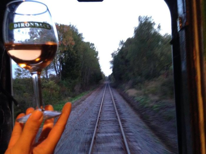 How To Buy A Car Out Of State >> The Adirondack Scenic Wine Train In New York Will Give You The Ride Of A Lifetime