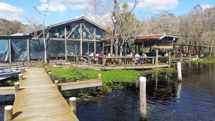 Try These 10 Florida Restaurants For A Magical Outdoor