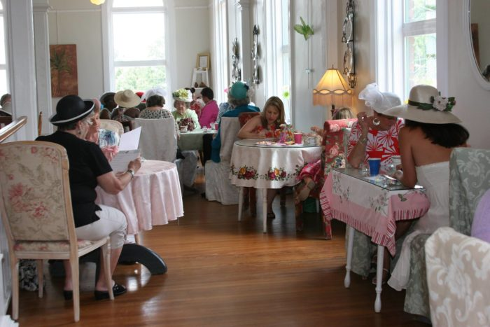 11 Charming Tea Rooms In South Carolina