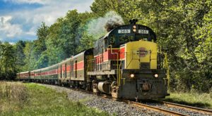 This Wine Train In Ohio Will Give You The Ride Of A Lifetime