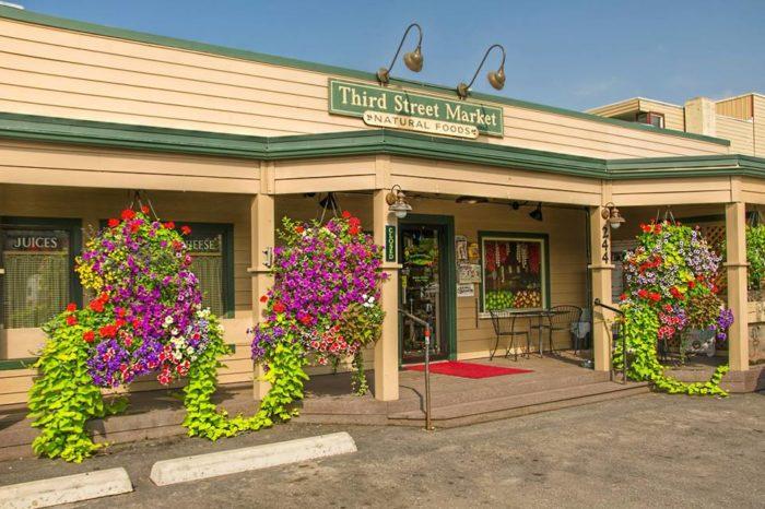 Natural Food Store Spokane