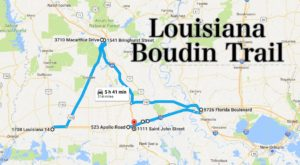 Follow This Louisiana Boudin Trail For An Epic Food Road Trip