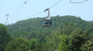You'll Love This Amazing Tram Ride That Takes You High Above Tennessee