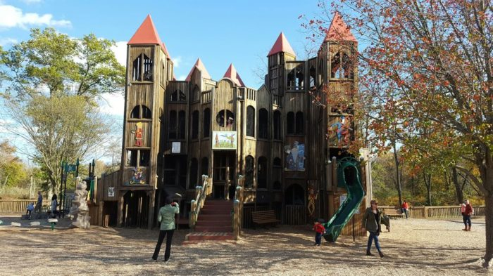 Doyletstown Kids Castle The Fairy Tale Pennsylvania Park You Must Visit