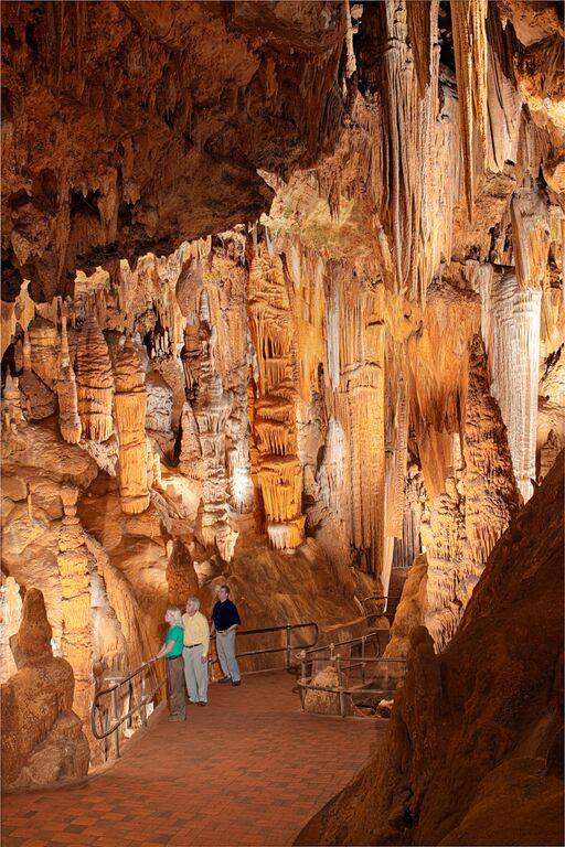 Luray Caverns In Virginia Is The Perfect Place To Spend A