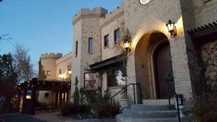 Castle Creek Inn  Utah U0026 39 S Most Majestic Castle