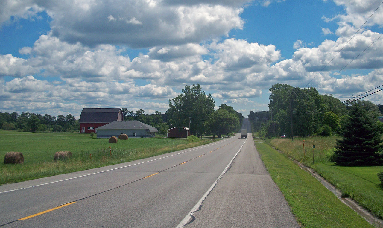 7 Best Backroads Around Buffalo