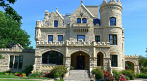 Entering This Charming Nebraska Castle Will Make You Feel Like You're In A Fairy Tale