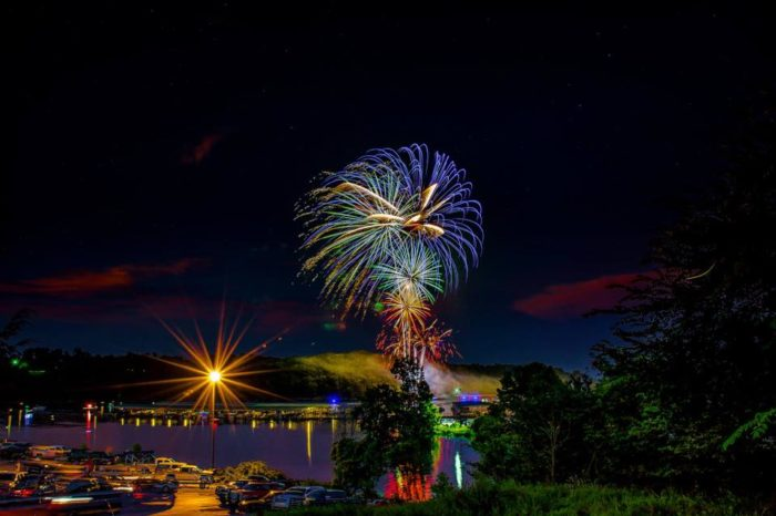 The Best 4th Of July Fireworks Shows In Arkansas In 2017