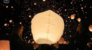 You Don't Want To Miss This Gorgeous Lantern Festival In Kansas This Year