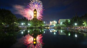 You Won't Want To Miss These Incredible Fireworks Shows In Washington This Year