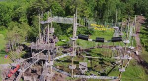 The Epic Zipline In Maine That Will Take You On An Adventure Of A Lifetime