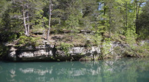 This Natural Pool Hiding In Arkansas Is The Definition Of A Hidden Gem