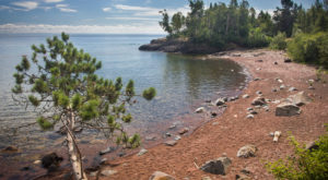 The Minnesota Beach That's Unlike Any Other In The World