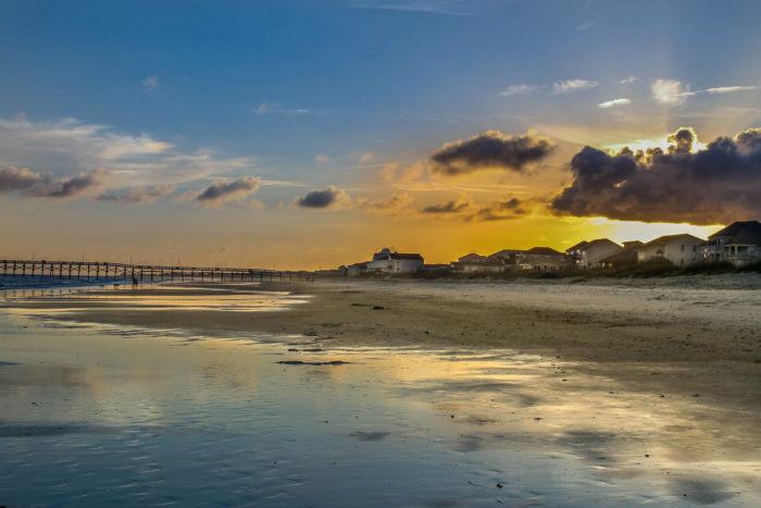 What To Do In Brunswick Islands North Carolina Beaches