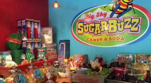 These 10 Candy Shops In Montana Will Make Your Sweet Tooth Explode