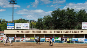 The World's Oldest Rodeo Actually Takes Place Right Here In Arizona