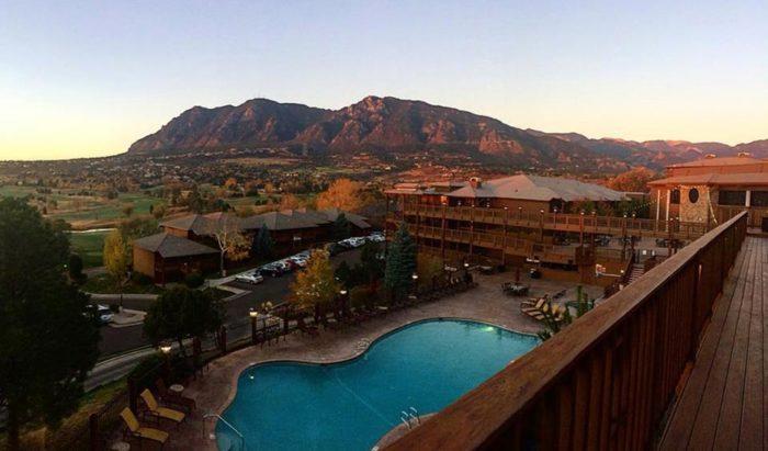 Cheyenne Mountain Resort Is The Best Mountain Resort Near