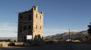 Most People Don't Know The Story Behind Nevada's Forgotten Castle