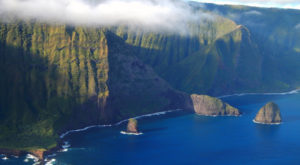 The World's Largest Sea Cliffs Are Right Here In Hawaii And You'll Want To Visit