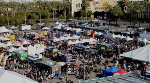The Epic Outdoor Food Fest In Nevada You Simply Cannot Miss