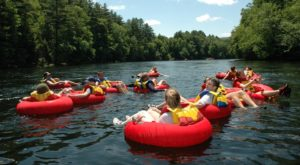 6 Lazy Rivers In New York That Are Perfect For Tubing On A Summer's Day