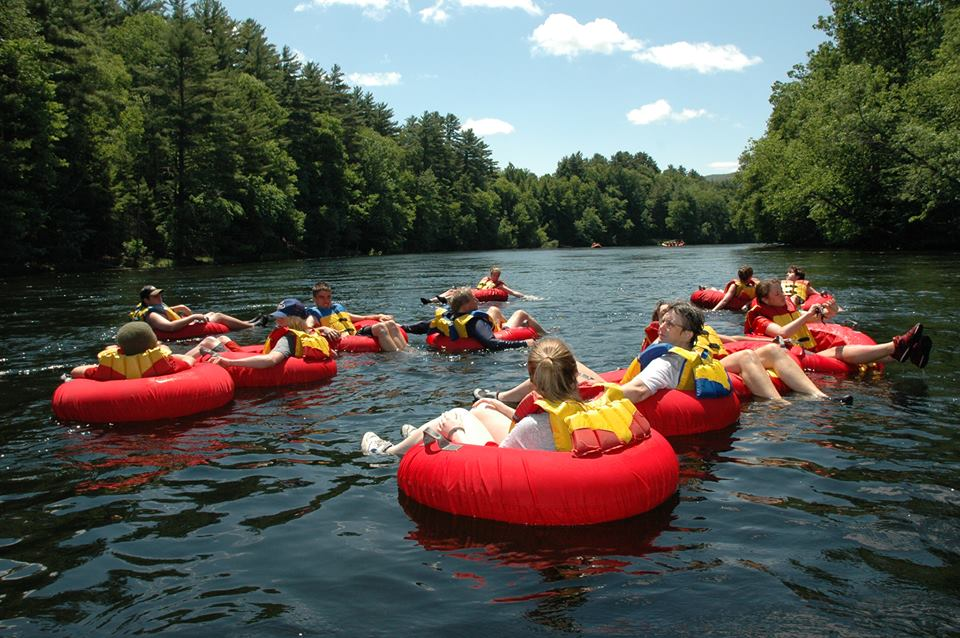 6 Lazy Rivers In New York That Are Perfect For Tubing On A