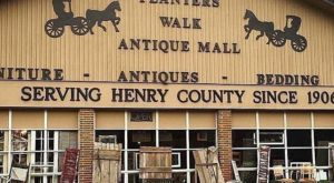 Here's The Perfect Weekend Itinerary If You Love Exploring Georgia's Best Antique Stores
