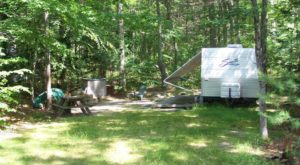 This Amazing Rhode Island Campground Is The Perfect Place To Pitch Your Tent