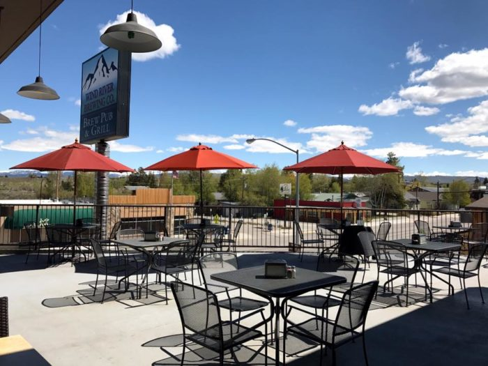 10 Wyoming Restaurants With Outdoor Dining