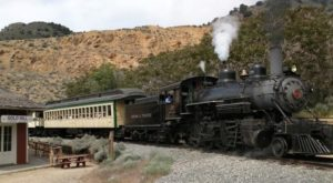 You'll Absolutely Love These Scenic Railway Routes Through Nevada's Gold Country