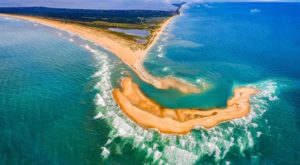 A Brand New Island Has Formed In North Carolina And It Looks Incredible