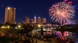 You Won't Want To Miss These Incredible Fireworks Shows In Ohio This Year