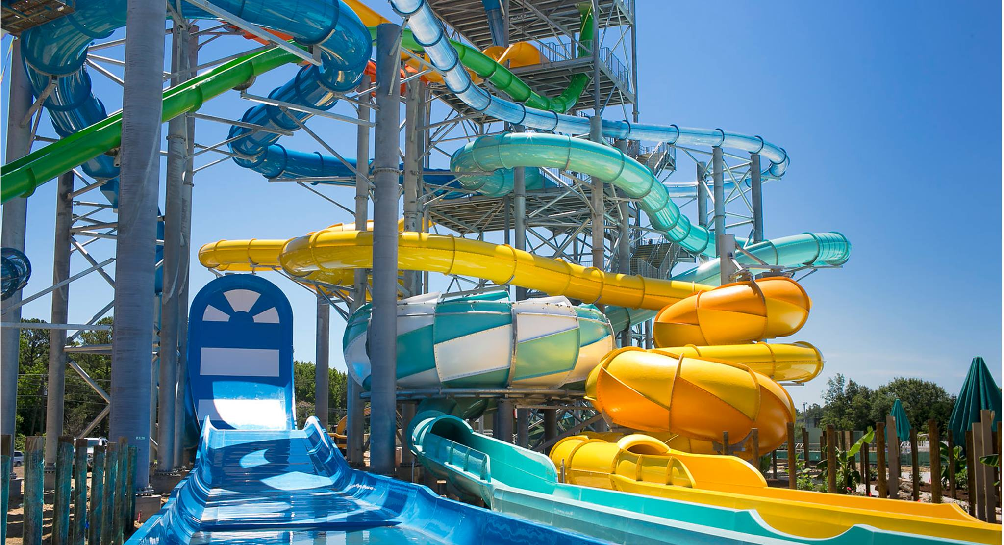 H20bx Waterpark Lower Currituck County Outer Banks North