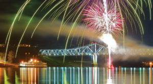 You Won't Want To Miss These Incredible Fireworks Shows In Mississippi This Year
