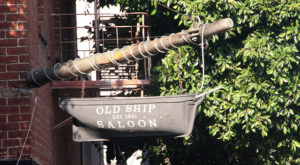 This Restaurant In San Francisco Used To Be A Ship And You'll Want To Visit