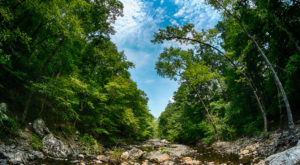 The Hiking Trail Hiding In Arkansas That Will Transport You To Another World