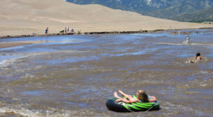 The Denver Area Beach That's Unlike Any Other In The World