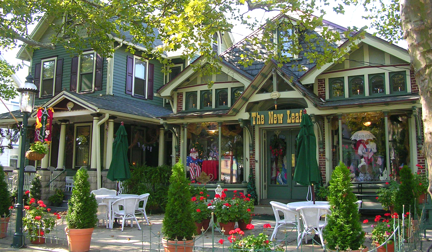 Visit These Charming Tea Rooms In New Jersey For A Piece