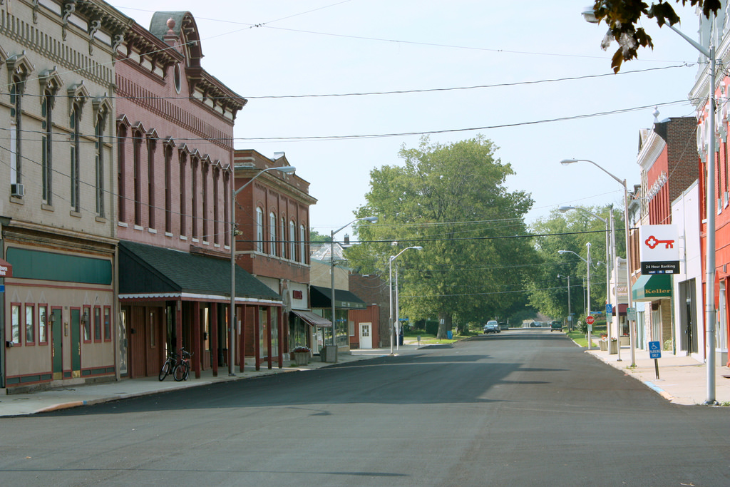 You Must Visit This Town In The Middle Of Nowhere Indiana