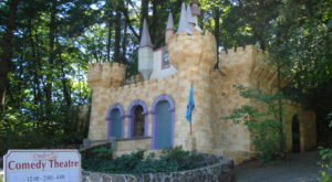The Portland Area Park That Will Make You Feel Like You Walked Into A Fairy Tale